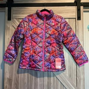 The North Face Girls Aconcagua Puff Jacket